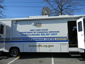 Photo of Mobile Command Center (MCC)